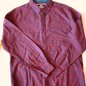 Tommy Hilfiger Shirts - Tommy Hilfiger custom fit buttondown,  L